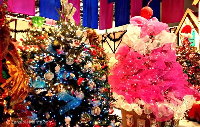 annual southern christmas show exhibit where christmas shopping gets a whole new meaning