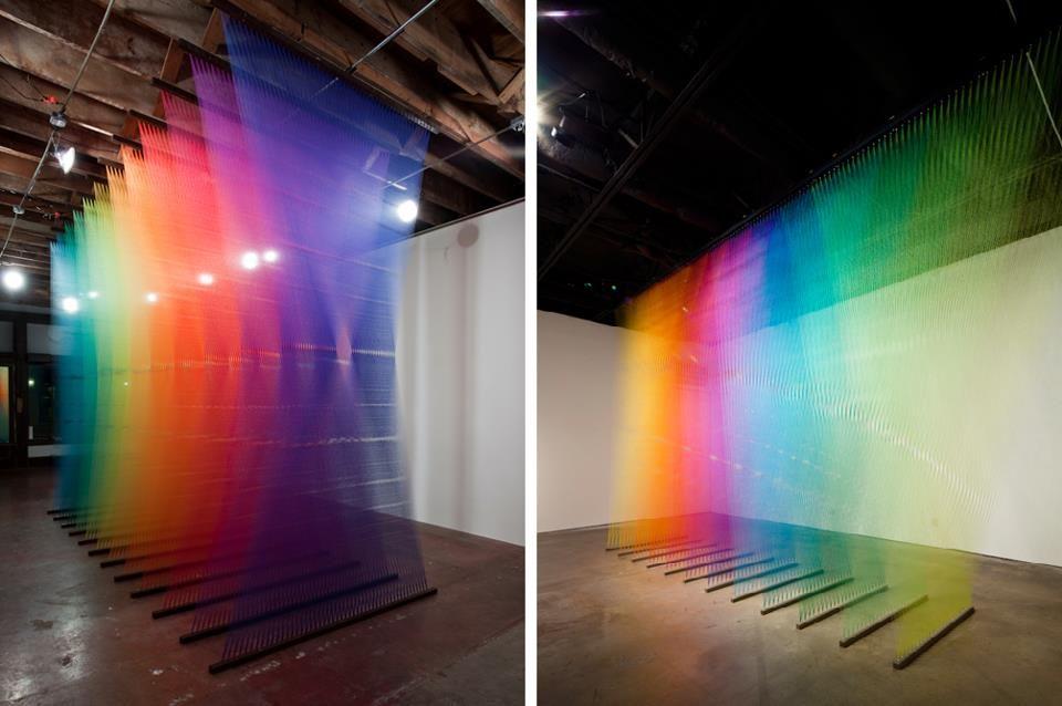 Photos du mur Rainbow aesthetic, Art and architecture