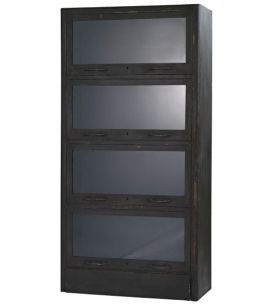 Metalen klapdeur kabinet