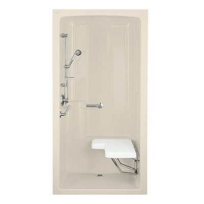 Kohler Freewill 45 X 37 1 4 X 84 One Piece Barrier Free