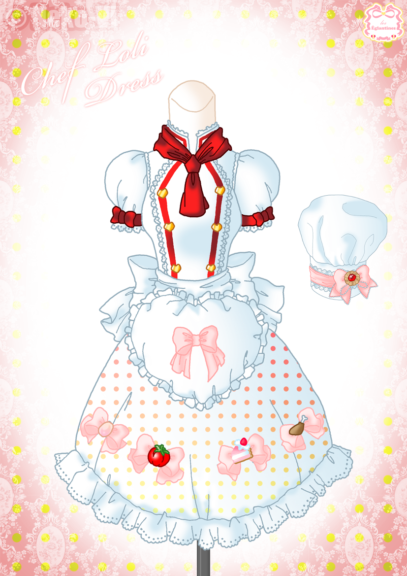 innovative anime chef outfit 8