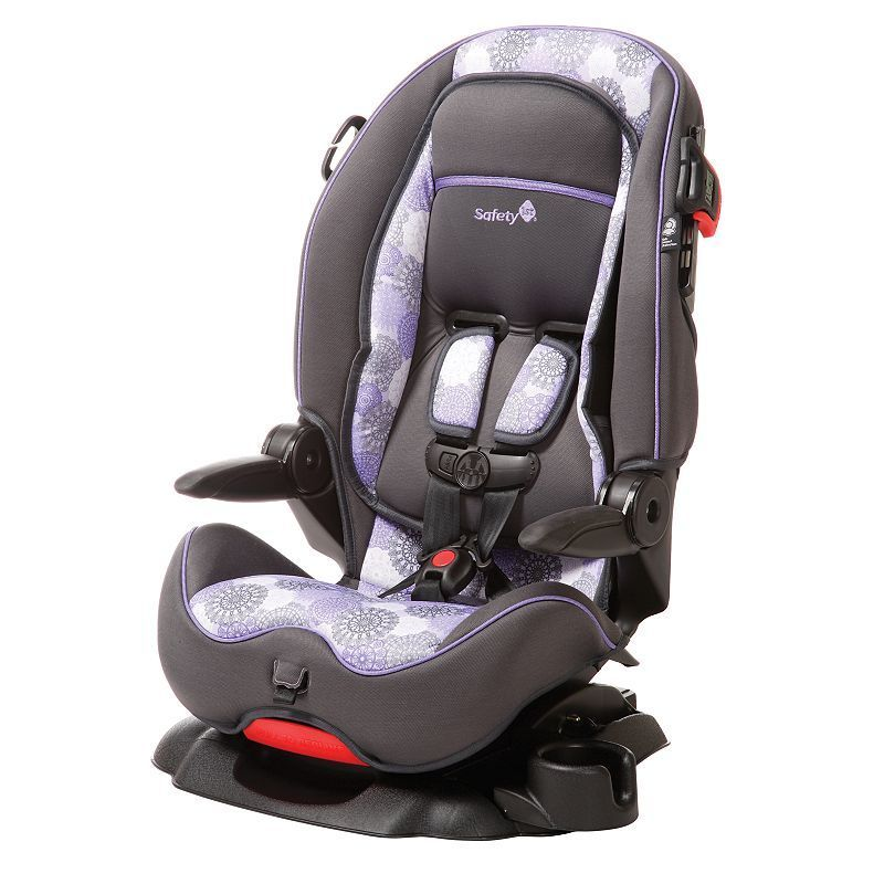 Safety 1st Summit Booster Car Seat, Purple | Car seats, Safety and