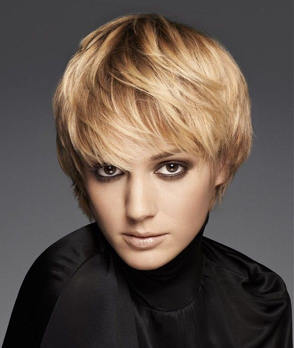 Franck Provost Short Blonde Hairstyles My Style Pinterest