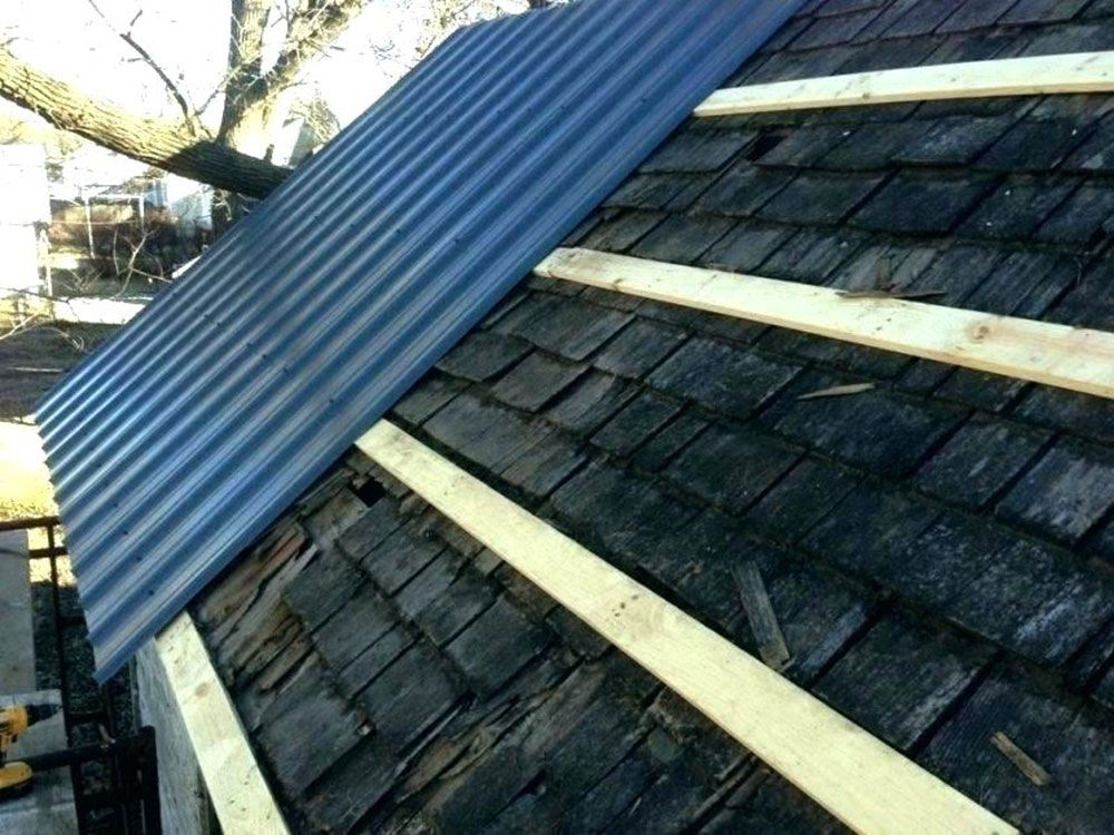 Can You Put Steel Roofing Over Shingles in 2020