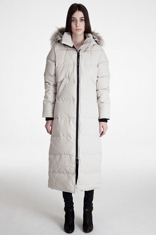 parka style canada goose femme