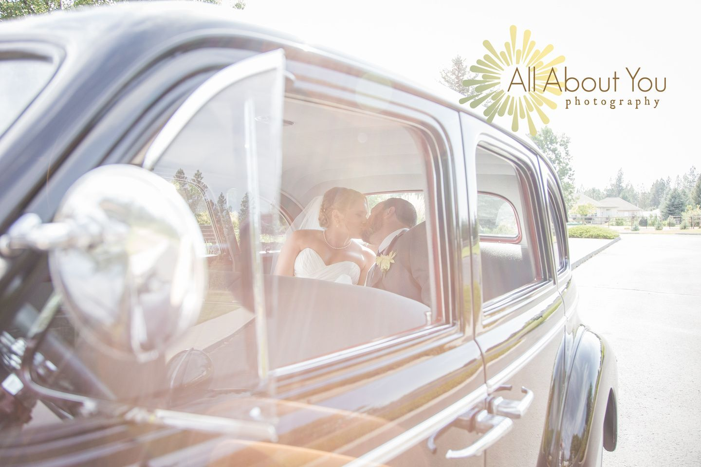 All About You Photography, Spokane photographer, bride and groom in ...
