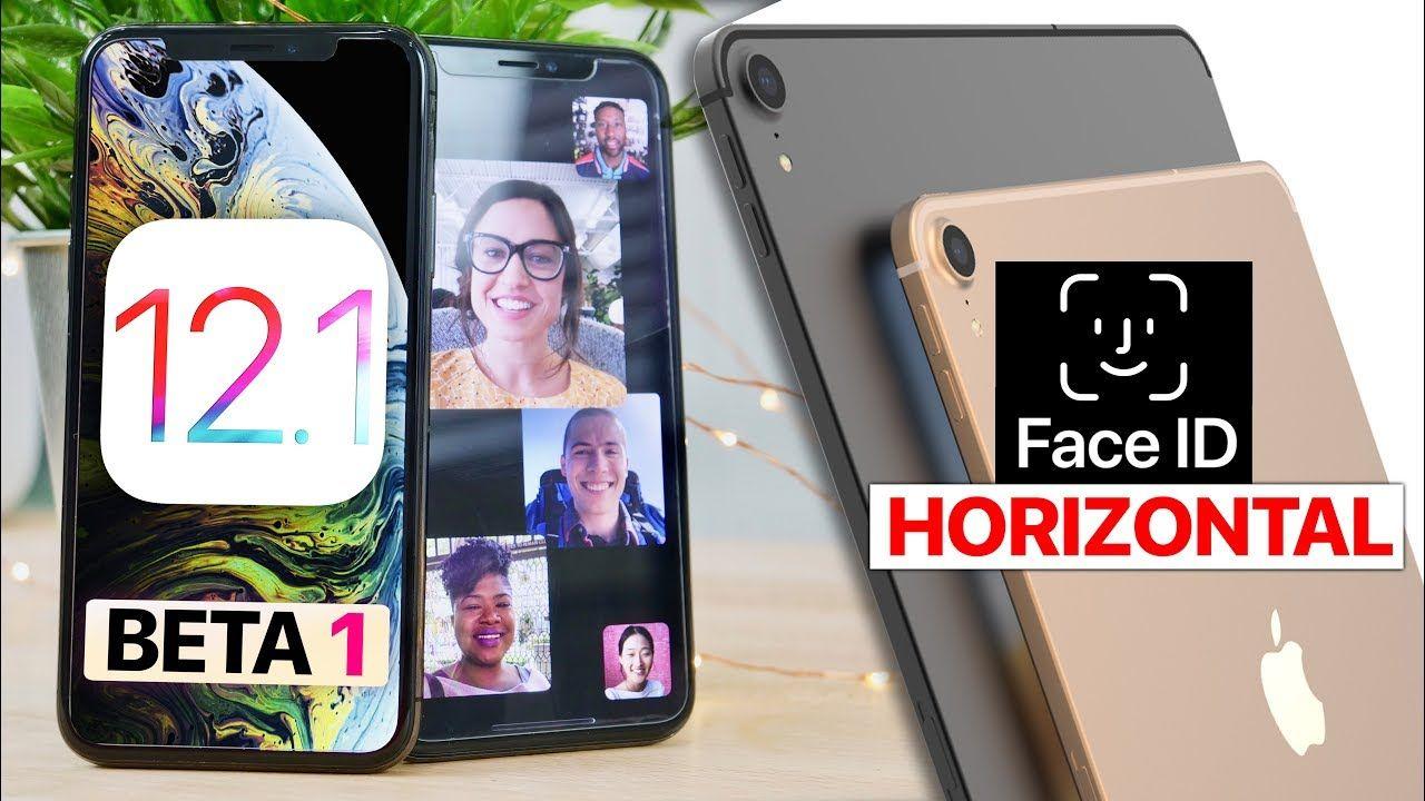iOS 12.1 Beta 1! Group FaceTime & Secret Features Leak