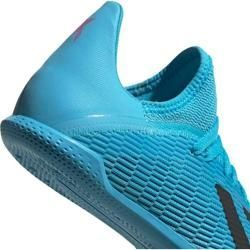 Indoor Soccer Shoes Adidas X 19 3 In Soccer Shoe Size 36 In Blue Adidasadidas Classicfasion Fasionblogger In 2020 Soccer Shoes Soccer Shoes Indoor Soccer Shoe