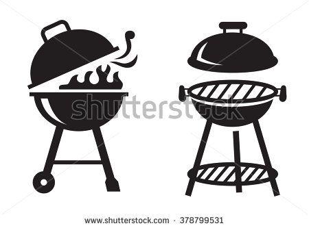 grill stock vectors vector clip art shutterstock aqua fest rh pinterest com bbq vector png bbq victoria bc