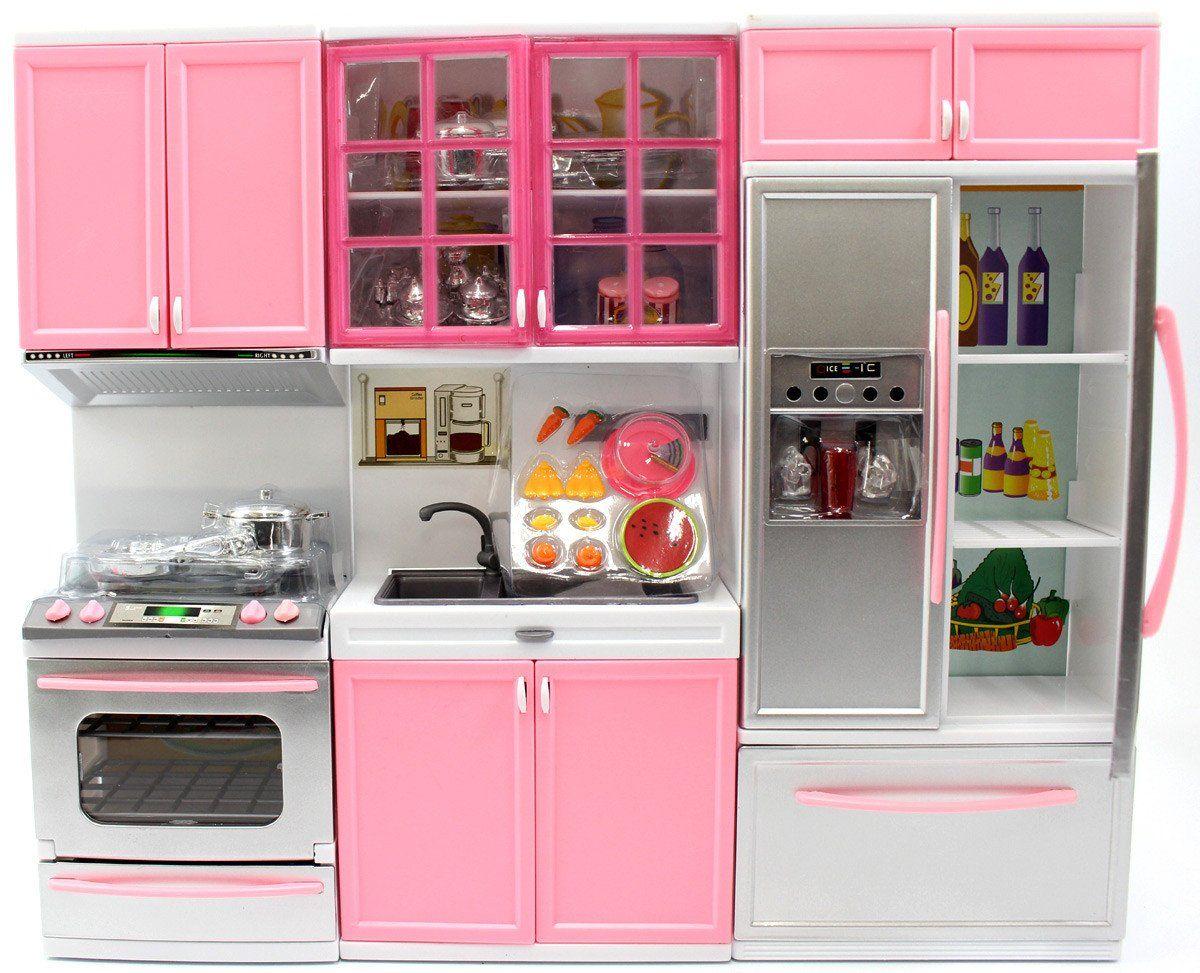 Картинки куклы барби кухня