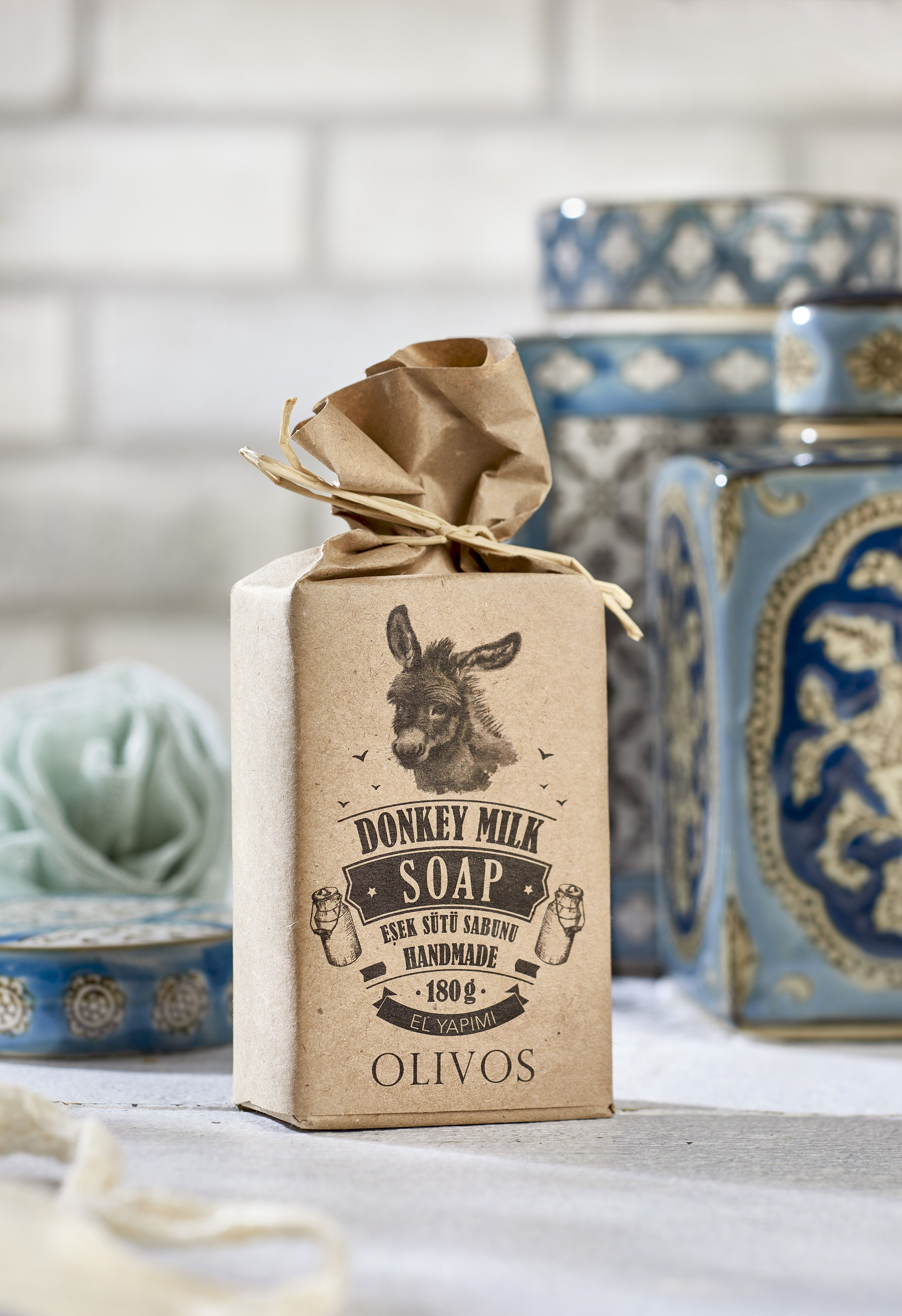 Handmade Olivos Soaps Donkey Milk Soap Is The Perfect Christmas