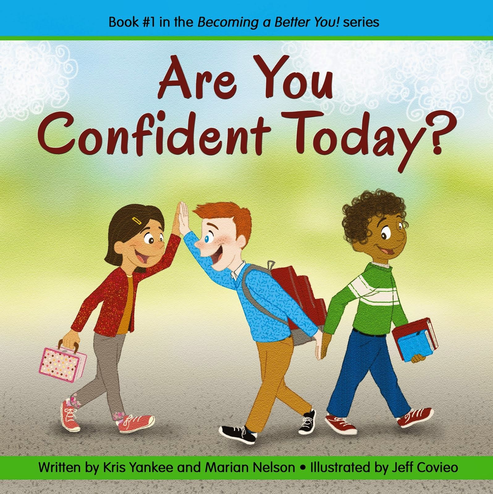 Are You A Confidence Builder Great Post And Upcoming Book