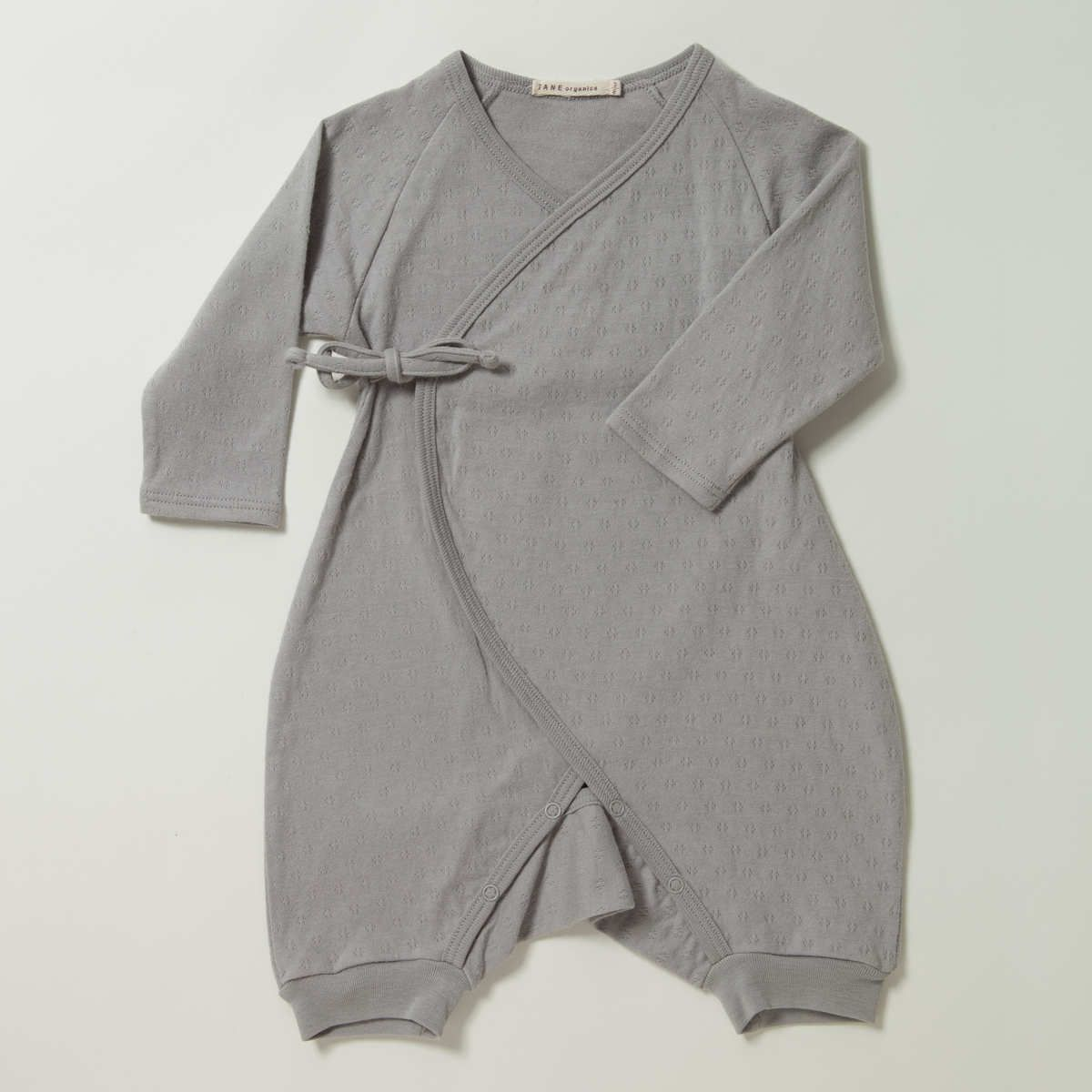 longsleeve pointelle kimono bodysuit w/ leggings  Baby clothes