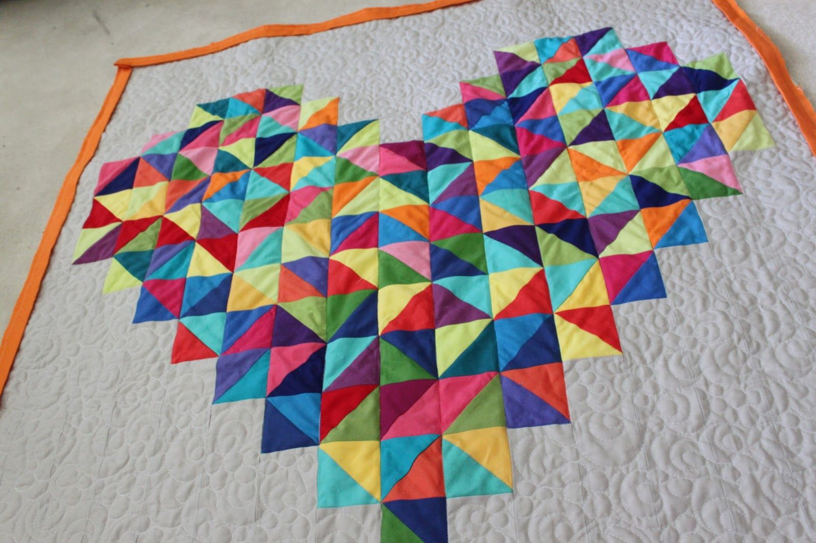 *Red Poppy Quilts*: Finish It Friday