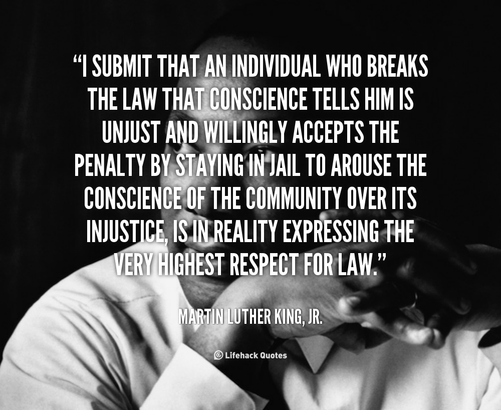 Martin Luther King Love Quotes This Quote From Martin Luther King Means That When An Individual