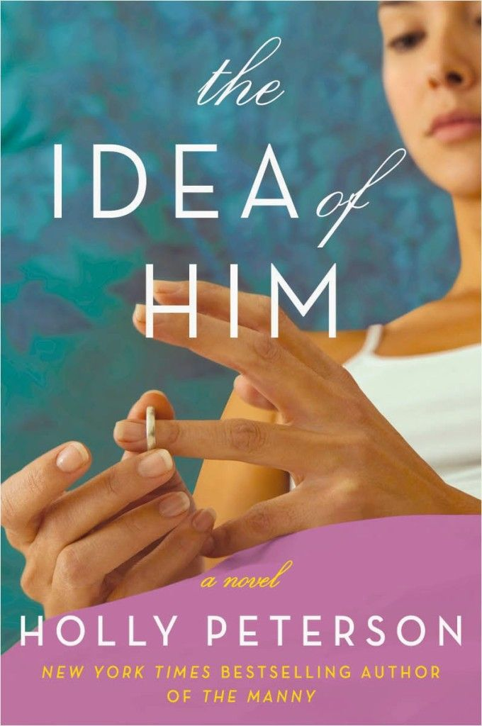 THE IDEA OF HIM by Holly Peterson is next up for review. What do you do to the men who've wronged you in your life? Full review on chic.