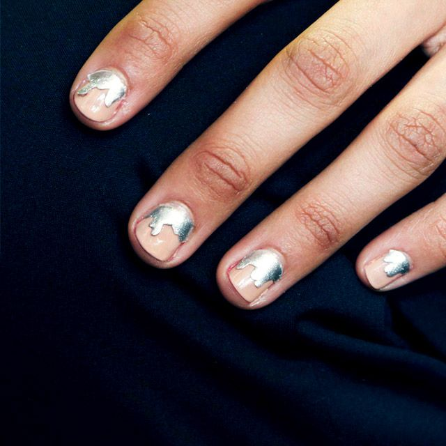 Nail Trends Fall 2016: 8 Crazy Cool Nail Art Designs From New York Fashion Week