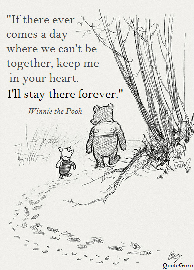 Pin By Claire Bear On Quotes Quotes Friendship Quotes Winnie The
