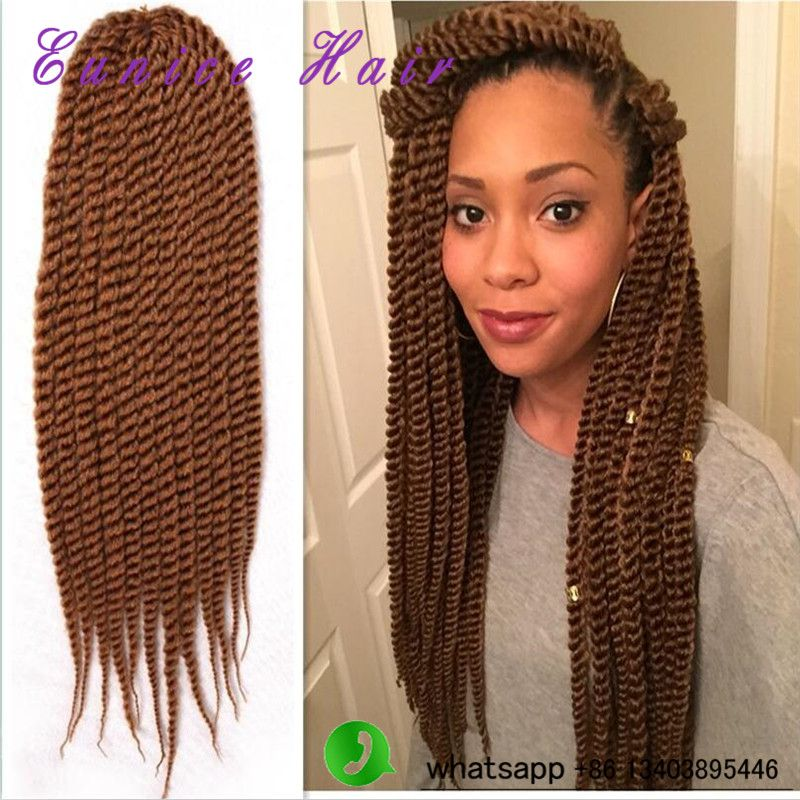 Bouncy HAVANA MAMBO Twist Crochet BraidS One Pack ...