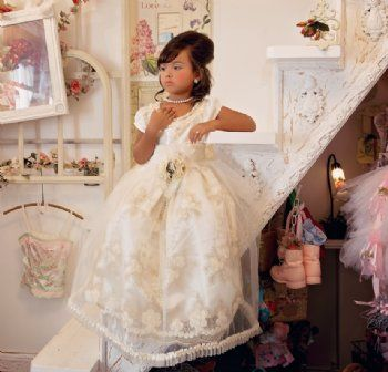 Couture Ella Enchanted Princess Gown at Cassie's Closet
