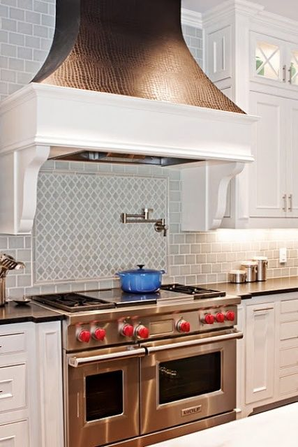 48 cool vent hoods to accentuate your kitchen design with images contemporary kitchen on outdoor kitchen vent hood ideas id=96759