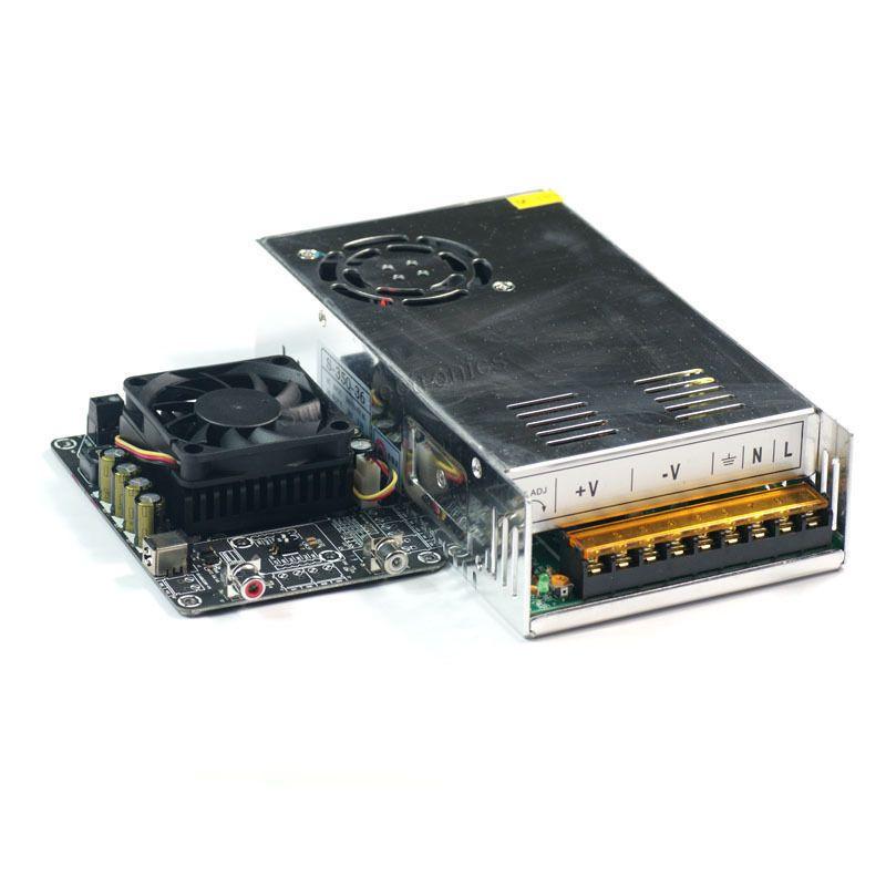 2 X 100W Class D Audio Amplifier Combo Kit W 36V 350W
