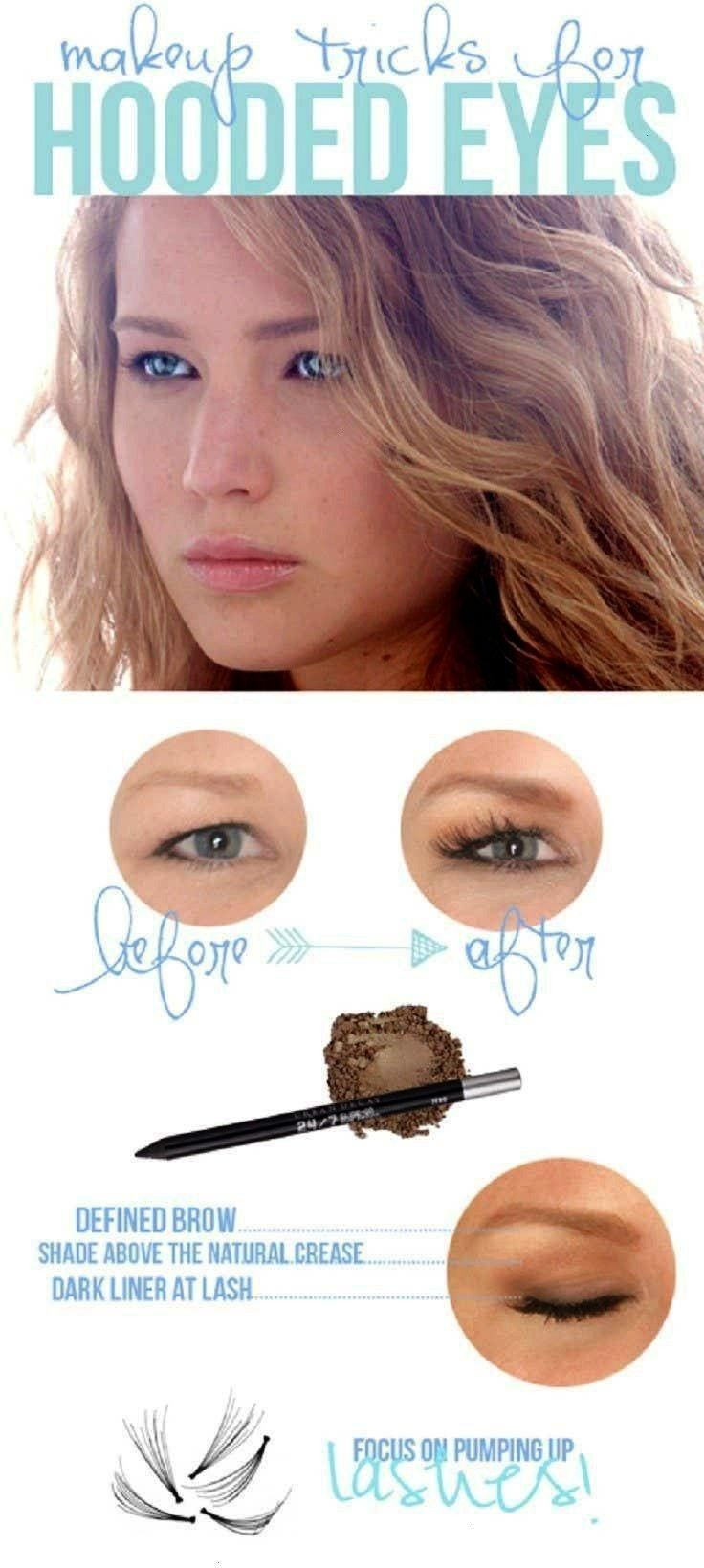 a waterproof mascara.Invest in a waterproof mascara.  Makeup Tips  Demystifying The 'Makeup Prime