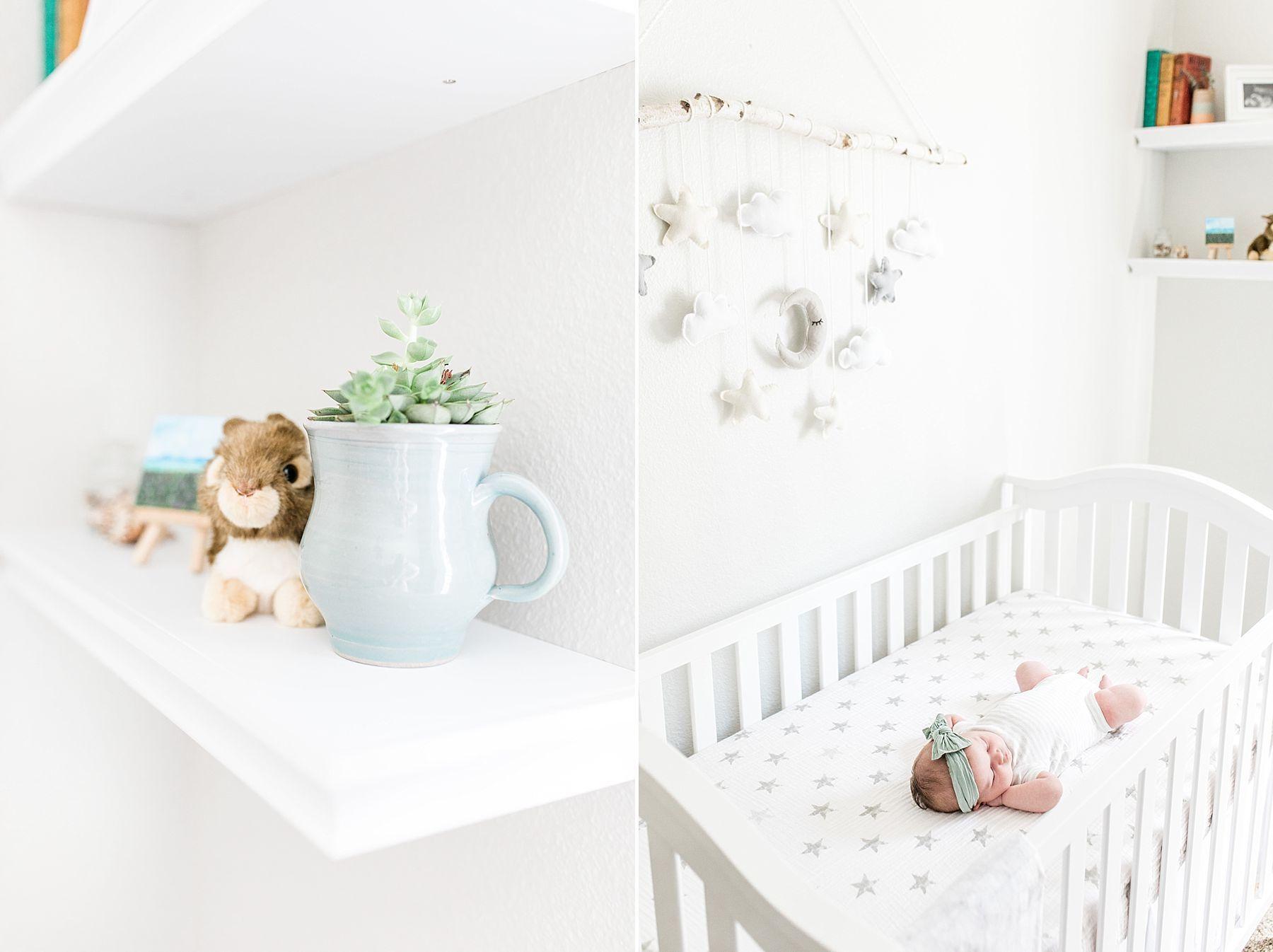 Sacramento Newborn Session - Baby Lydia