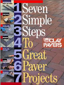 DIY Brick Patios And Paths | Clay Pavers