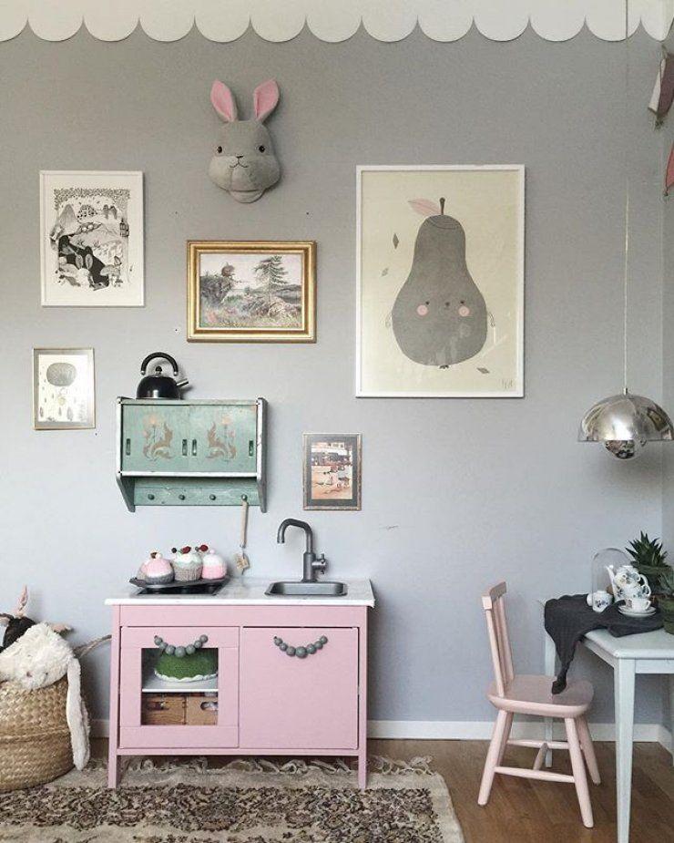 Hacks For Kitchen: Mommo Design: IKEA DUKTIG HACKS