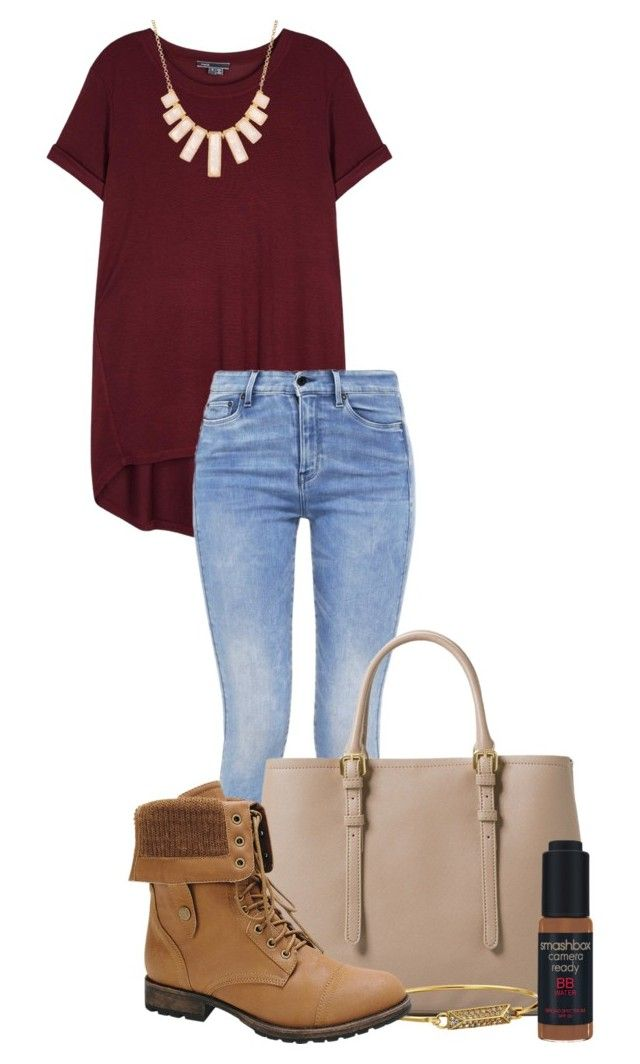 """""""Untitled #319"""" by mercedes-designs on Polyvore featuring Vince, G-Star, MANGO, Rivka Friedman, Rebecca Minkoff, Nature Breeze and Smashbox"""
