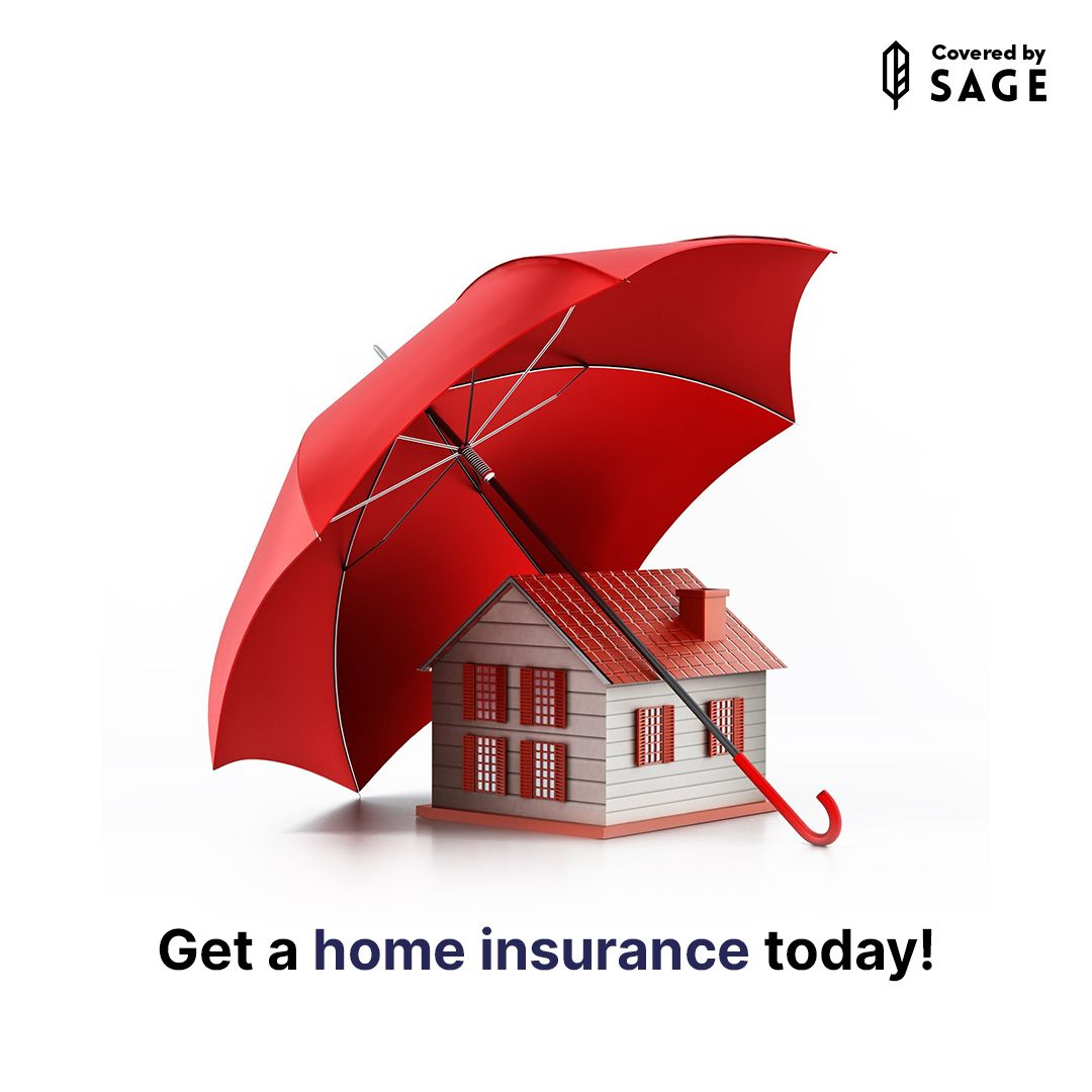 Getting a new home make sure to get a home insurance