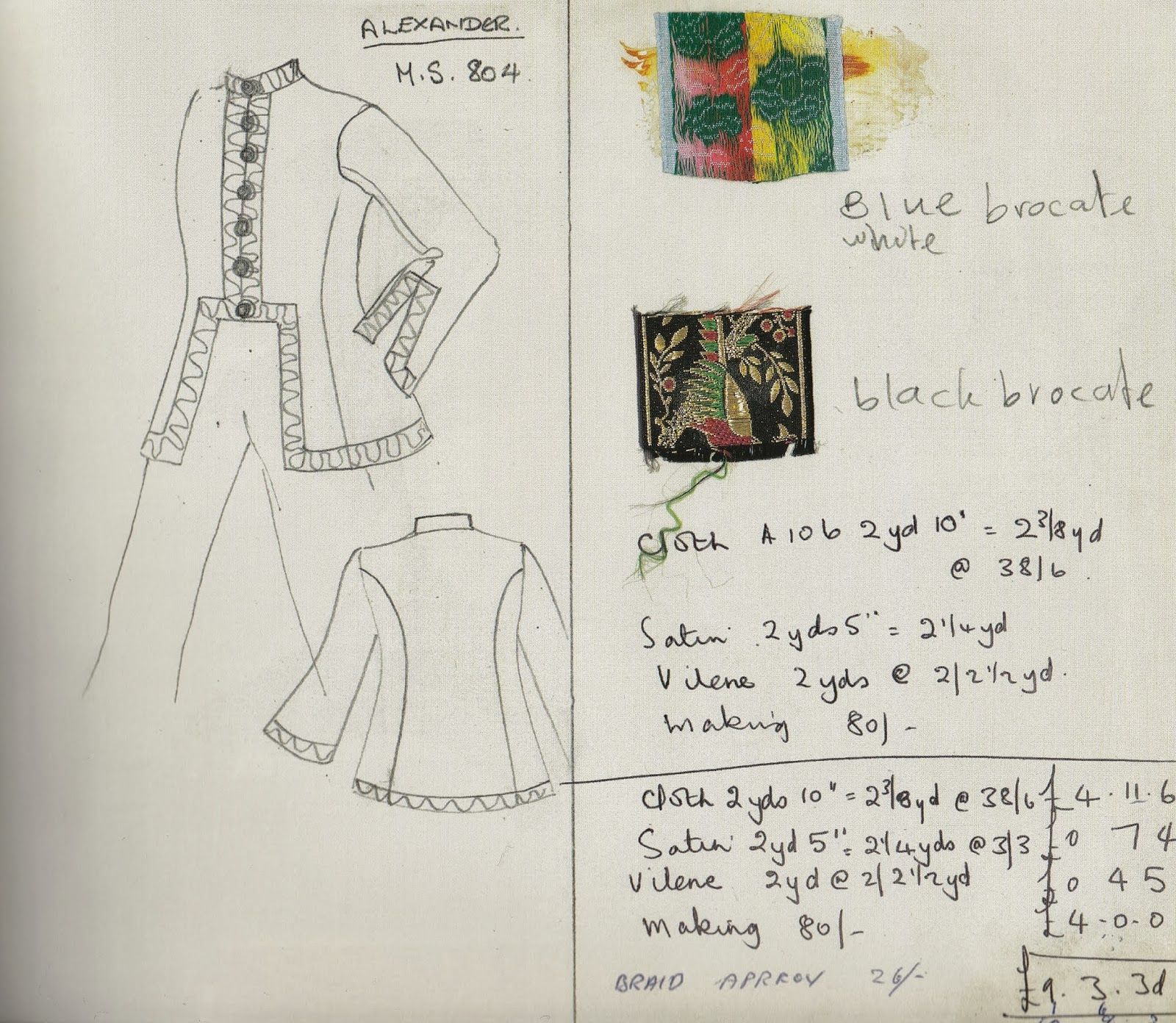 p_Costing details from John Lyndon's book detailing all the expenses for various Fool clothing items0006.jpg (1600×1392)