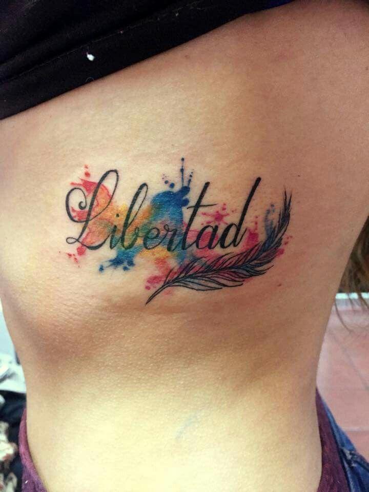 Libertad | Tatouage liberte, Tatouage, Style tatouage