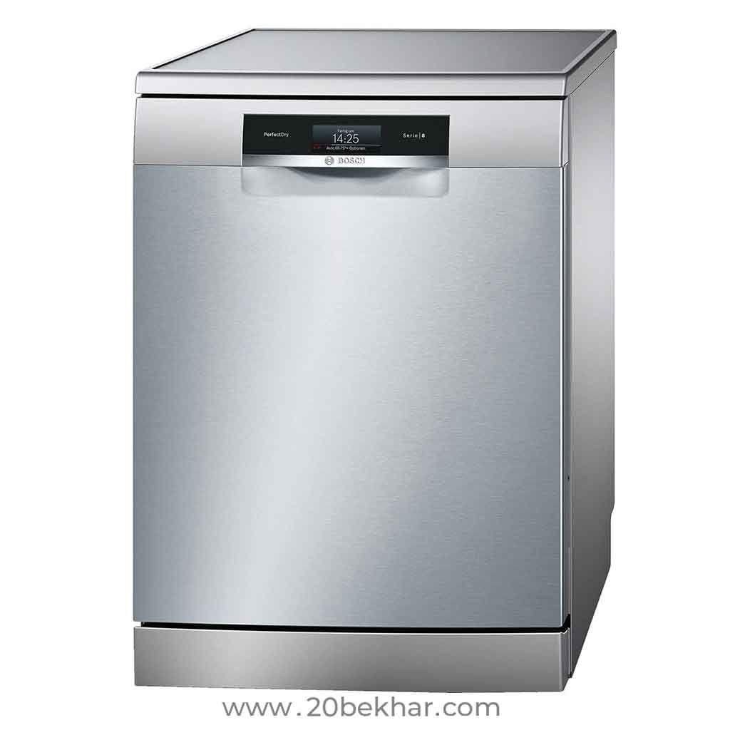 Bosch Dishwasher 14 Place Series 8 Sms88ti02m Bosch Dishwashers Dishwasher Bosch