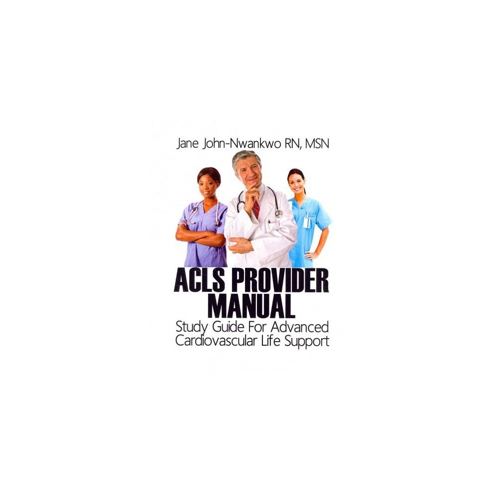 Acls Provider Manual (Study Guide) (Paperback)