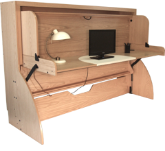 Best Study Bed Folds Down To A Full Size Bed Without Disturbing 400 x 300