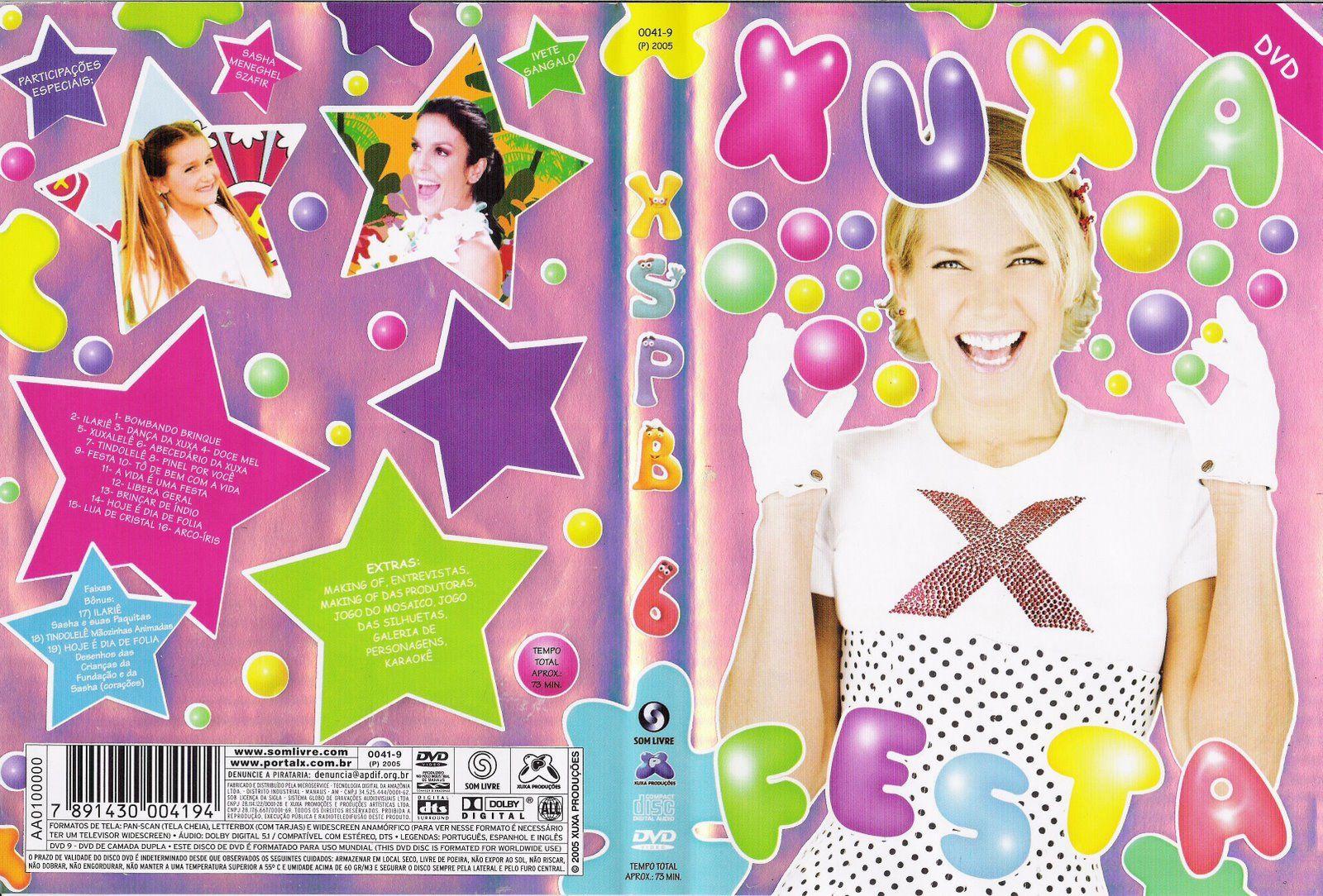 Resultado De Imagem Para Xuxa Festa Festa Cover Alfabetizacao
