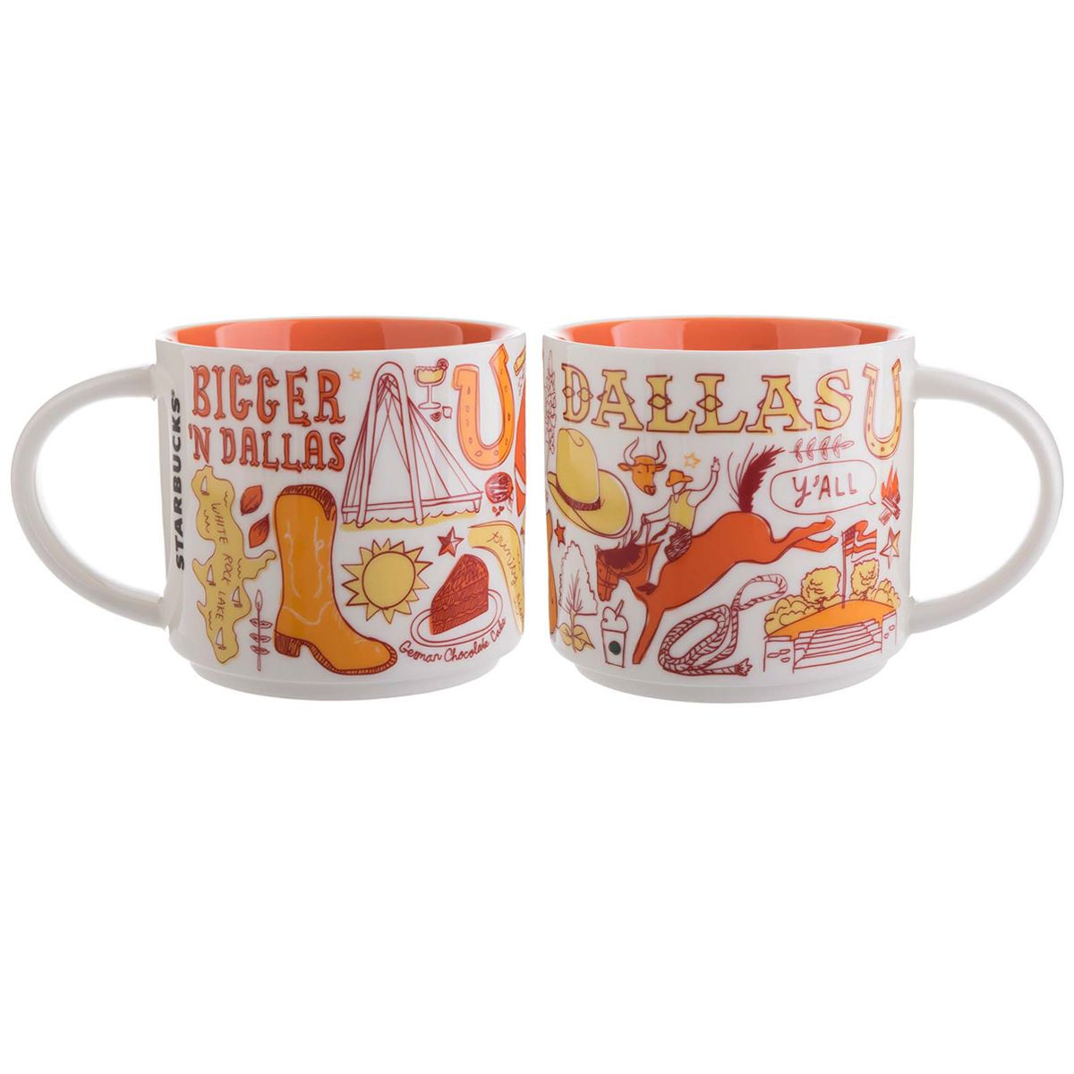 The Been From Collection — Collectible Starbucks There Dallas A Mug MpSGqUzV