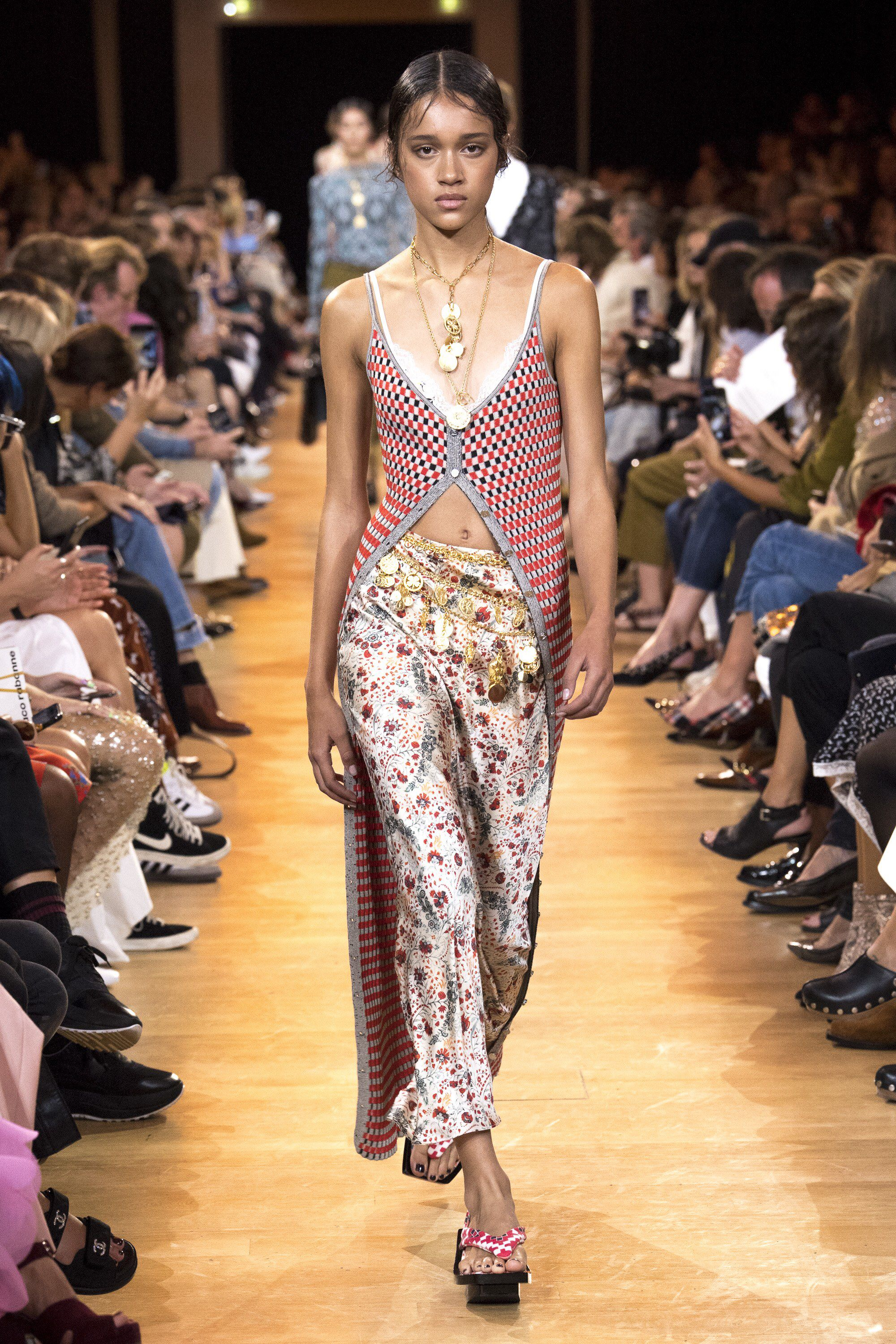Paco Rabanne Spring 6 Ready-to-Wear Fashion Show Collection