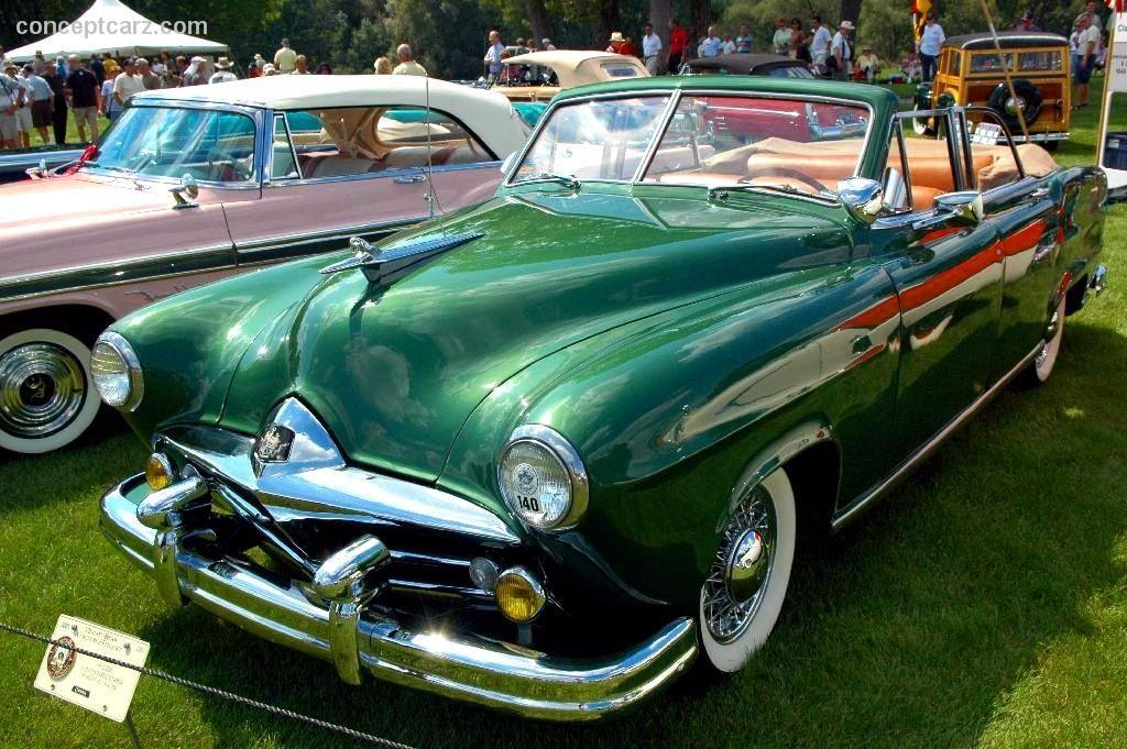 1951 Frazer Manhattan Kaiser Frazer Pinterest Cars Luxury