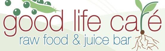 Good Life Cafe All Raw All The Time Life Is Good Vegan Restaurants Sc Restaurants