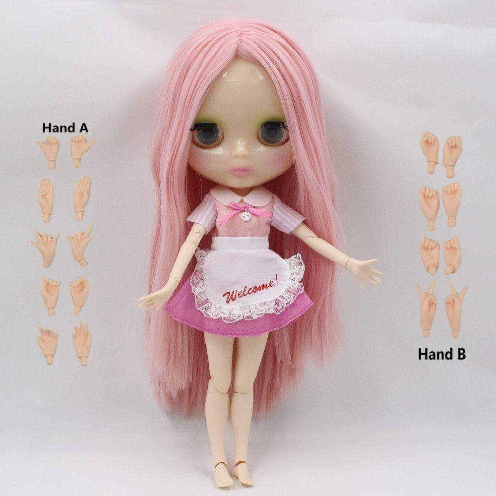 Dolls Takara 12 Neo Blythe Doll from Factory Nude doll