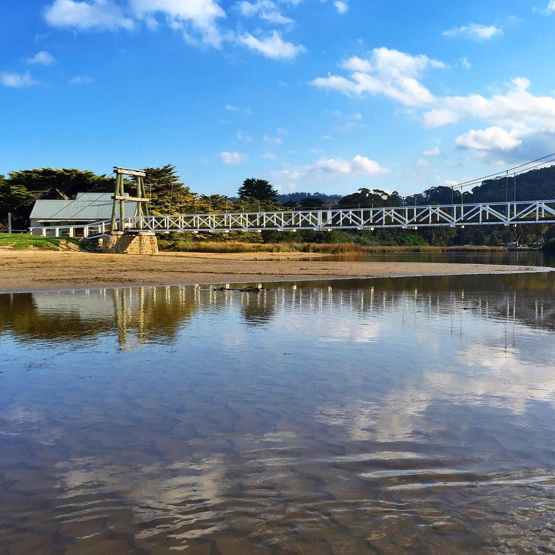 A quiet stroll at Lorne #IP6 #schoolholidays #lorne #gor #greatoceanroad #weekendgetaway #spring #visitmelbourne #visitvictoria #australiagram by lallylex http://ift.tt/1IIGiLS