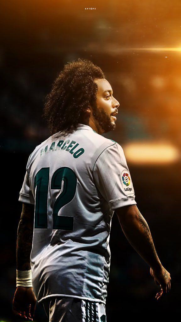 Marcelo  realmadrid Real Madrid Fútbol 46284df385e31