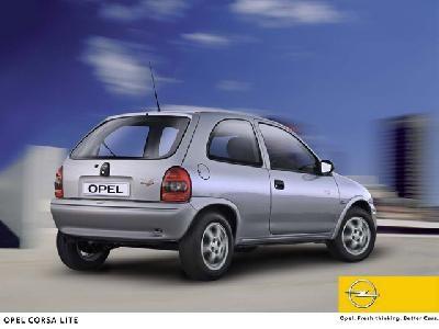 Opel Corsa Lite Sport Carros Auto Motos