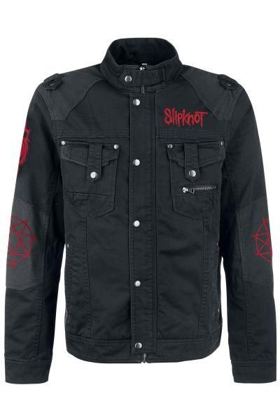 Slipknot Jacket | slipknot | Slipknot logo, Slipknot, Band ...