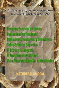 Estrés oxidativo