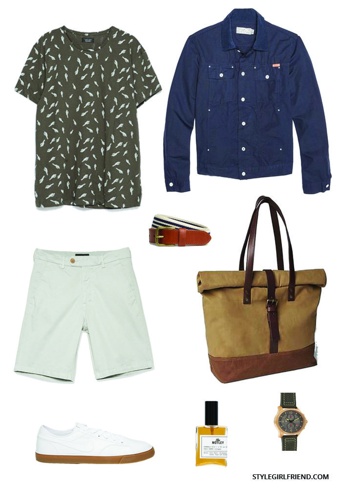 7474bd00060 12 Super-Stylish Summer Date Outifts for Men