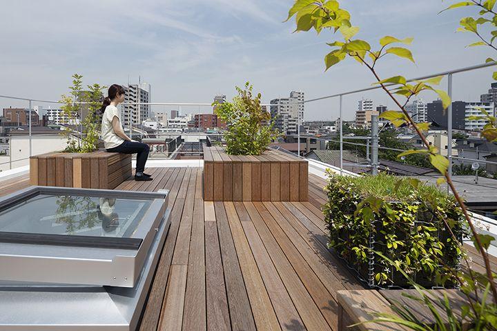 Parsley House Komada Architects Office House Tokyo Architect